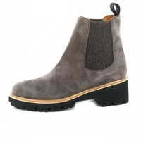 Voltan booties taupe