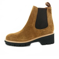 Voltan booties cognac