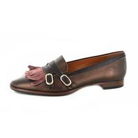 Voltan loafers - espadrilles bronze