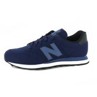New Balance chaussures à lacets bleu