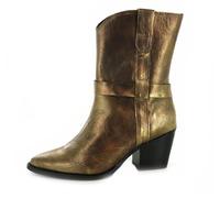Tango laarzen goud