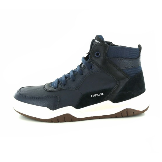 Geox booties blauw