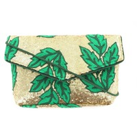 Lollys Laundry sacs à main vert