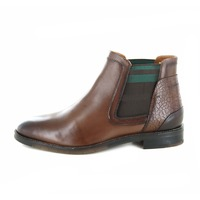 Daniel Kenneth boots brun foncé