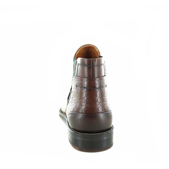 Daniel Kenneth boots donkerbruin