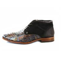 Rehab boots brun foncé