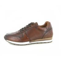 Daniel Kenneth chaussures à lacets cognac