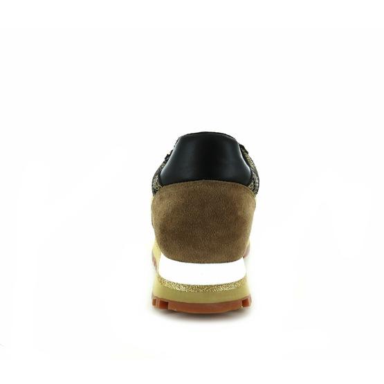 Liu Jo sneakers donkerbruin