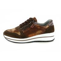 Cypres chaussures à lacets brun foncé