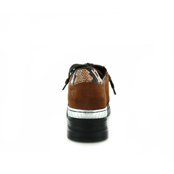 Rieker sneakers cognac