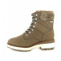 Tamaris booties taupe