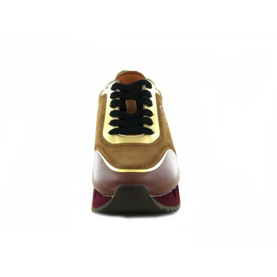Blauer sneakers cognac
