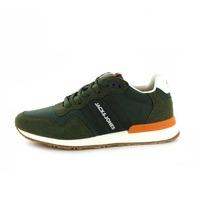 Jack&jones chaussures à lacets vert