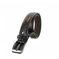 Rehab ceintures brun foncé
