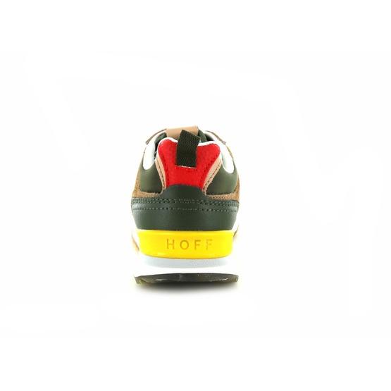 Hoff baskets à lacets multicolore