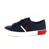 Ralph Lauren chaussures à lacets bleu