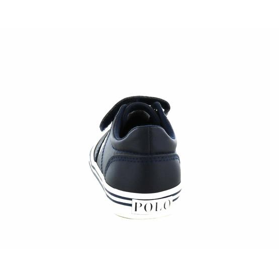Ralph Lauren baskets à velcro bleu