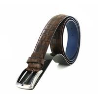 Braend ceintures brun foncé
