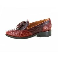 J Hay loafers - espadrilles cognac