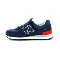 New Balance veterschoenen blauw