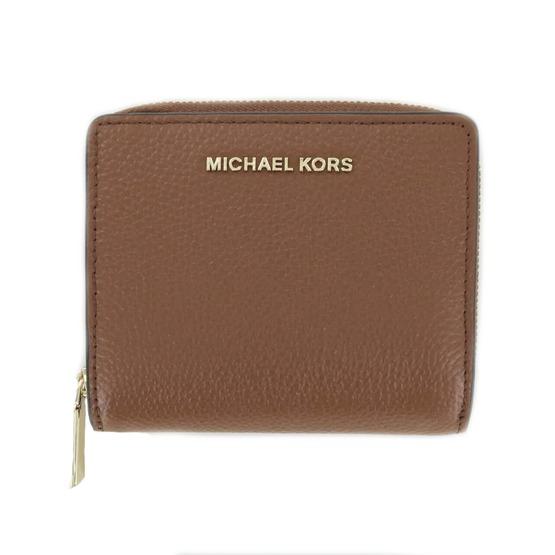 Michael Kors kleine handtassen - avondtassen cognac