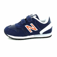 New Balance sneakers velcro blauw