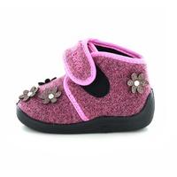 Little David pantoffels roze
