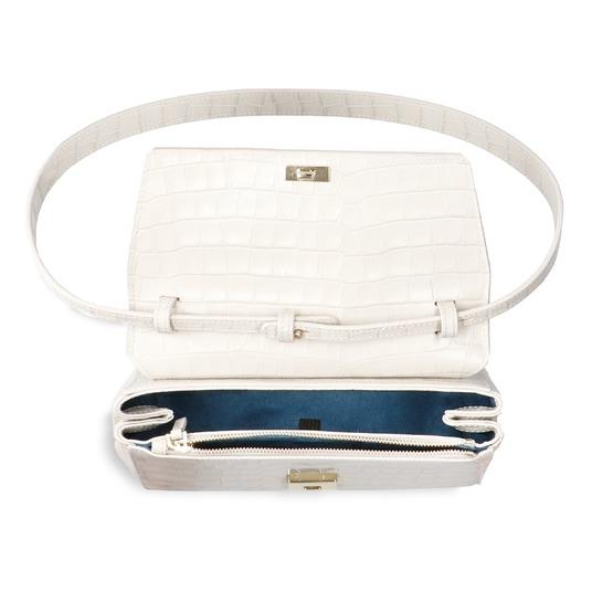 Kaai kleine handtassen - avondtassen wit