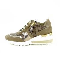 Dl Sport sneakers lichtbeige