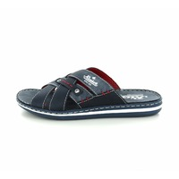 Rieker slippers blauw