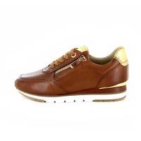 Marco Tozzi sneakers cognac