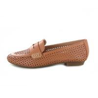 Scapa loafers - espadrilles cognac