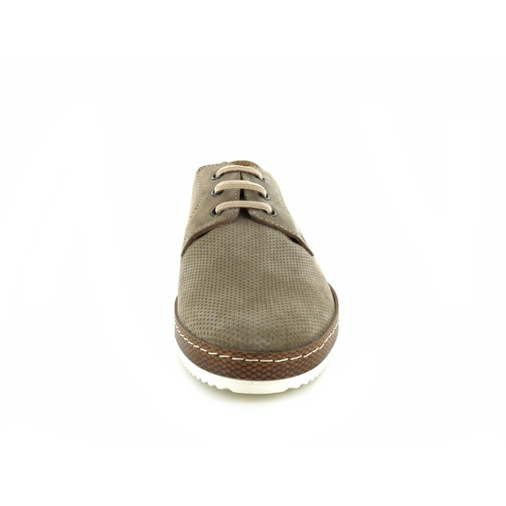 Cypres chaussures à lacets beige clair