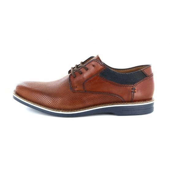 Rieker chaussures à lacets cognac