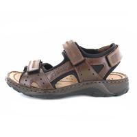 Rieker sandalen donkerbruin