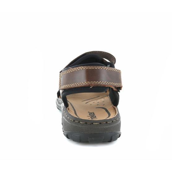 Rieker sandales brun foncé
