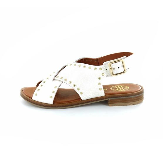 River Woods sandalen wit