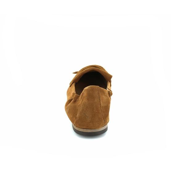 Gioia loafers - espadrilles cognac