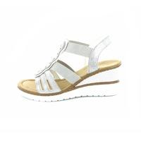 Rieker sandalen zilver