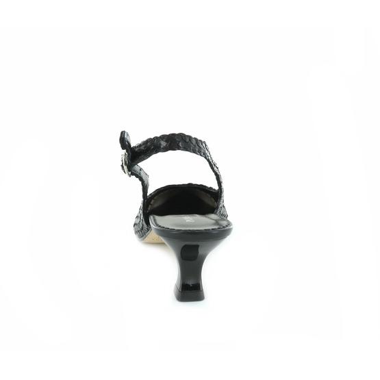 Pons Quintana slingback pumps zwart