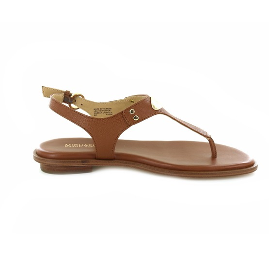 Michael Kors sandalen cognac