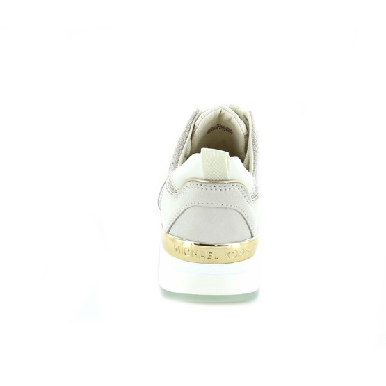 Michael Kors sneakers lichtbeige