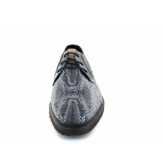 Cypres veterschoenen grijs