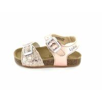 Kipling sandalen roze