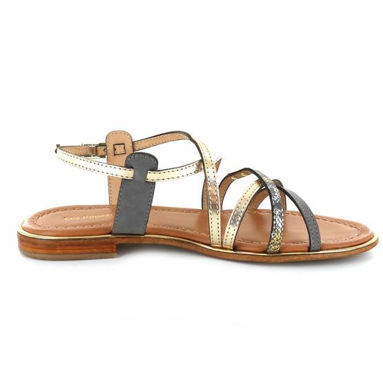Les Tropeziennes sandalen grijs