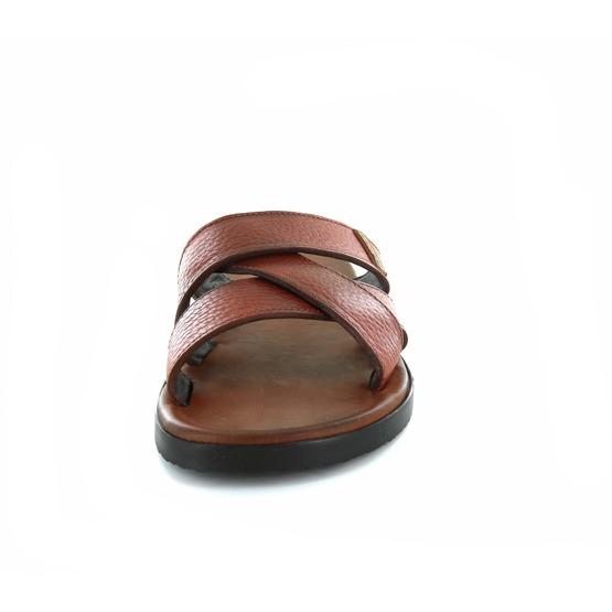 Rehab sandalen cognac