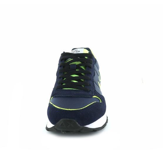 Sun 68 sneakers blauw
