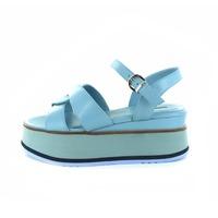 Jeannot sandalen lichtblauw