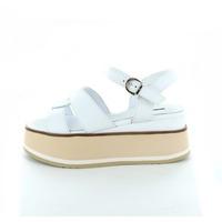 Jeannot sandalen wit