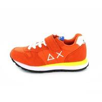 Sun 68 sneakers veter oranje